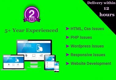 Providing a PHP, HTML, CSS, MYSQL troubleshooting