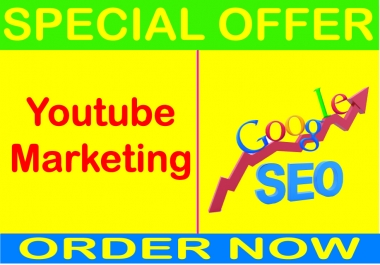 SEO Campaign-Promotion your business Or You-tube 5000000 Social Real Members to improve SEO Ranking
