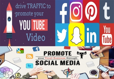 Do UNLIMITED Organic Promotion to your Facebook page, Instagram, YouTube, Any Social Media Page, Your Website, Ebay, Amazon, Shopify, Etsy Product, Your Online Store or Anything
