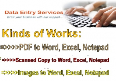 Copy Paste Typing Works within 48 hours