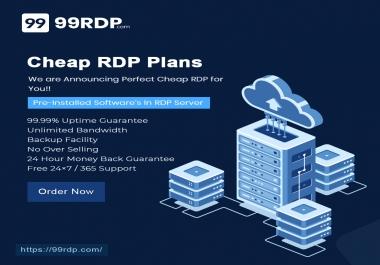 Provide You Dedicated Server With 4 Core CPU, 64 GB RAM, 2x1TB SATA HDD