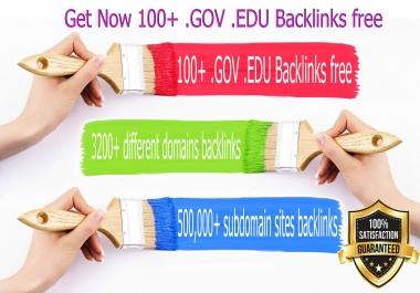 get 100 gov edu backlinks