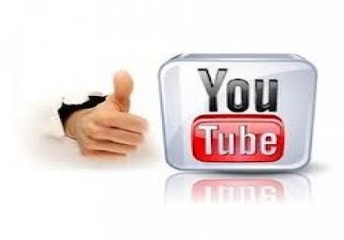 Give You 200+ Real Youtube Likes for $1
