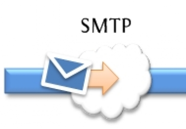 Sell SMTP Serer For Sending Unlimited Emails