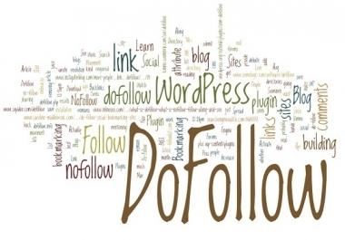 ***build 1500+ dofollow blog comments backlinks, unlimited urls and keywords allowed, linkreport included *****