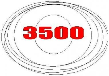 250 Followers or 3500 Photosss , Videosss Promotionss... for $1