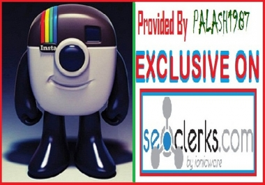 add 500 IG fast FoIIowers Or  500 Instant Iikes withi... for $1