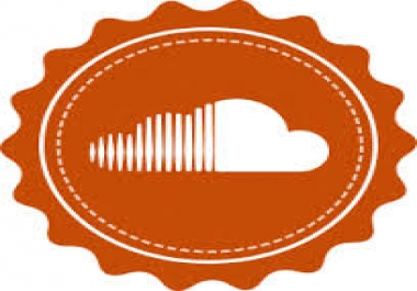 I will give you **50+50** Soundcloud Followers on your p... for $1