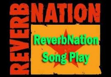 Give you 50+ Reverbnation Fans 100% Manually guarantee y... for $1
