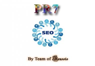 do 4 DA80+ and 20 DA50+ manually high quality blog comment