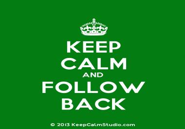 Follow me on SeoClerks i follow you back