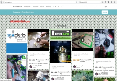 Cannabis / Marijuana guest posts,  blog links,  backlinks