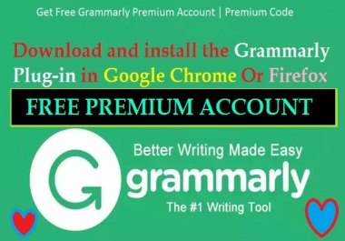 Download and install Grammarly Plug-in in Google Chrome Or Firefox