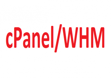 Install and configure cPanel / WHM