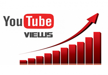 20000 Views for your Videos for 12