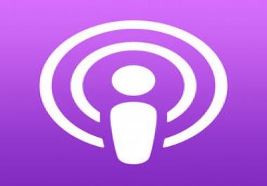 Podcast listeners traffic