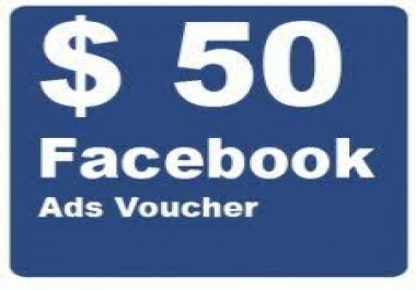 I want to buy facebook voucher