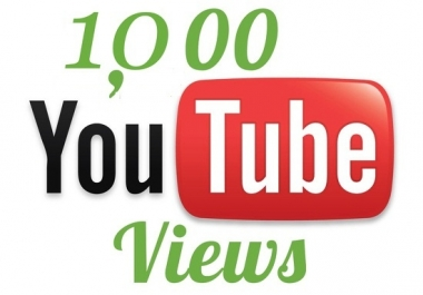 Need 1000 Youtube Views