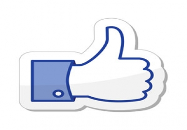 2,000 Facebook Fanpage Likes - No Drops
