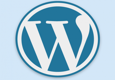 I want to create a new wp-theme