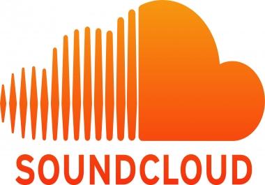 need 400 soundcloud likes split on 4 tracks