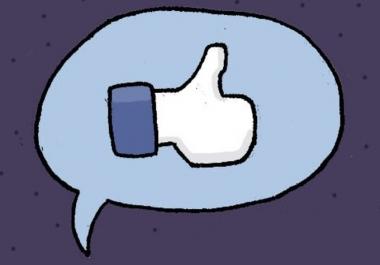 I need 4K facebook likes instant