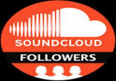 I need 300 soundcloud followers