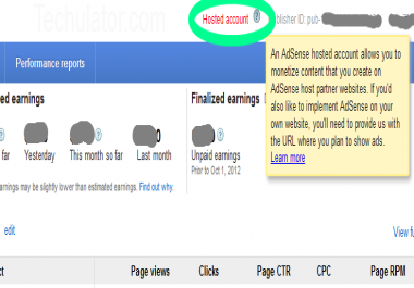 I need site for approval host adsense account