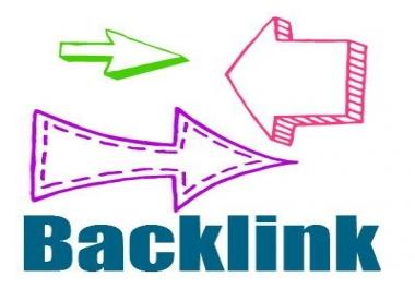 High PR Backlinks High Trust Flow