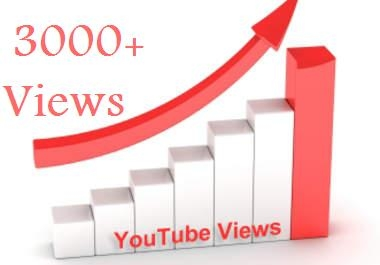 5000 USA Youtube Views with High Audience Retention