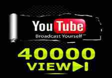 4000 REAL HUMAN YOUTUBE VIEWS FOR JUST 2