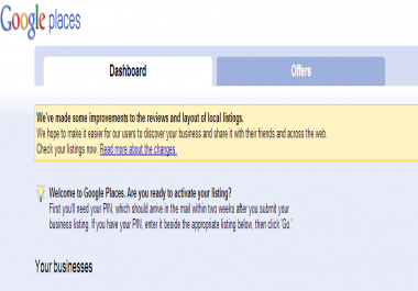 Set Up and Consult with me on a Google Places Page Set-up