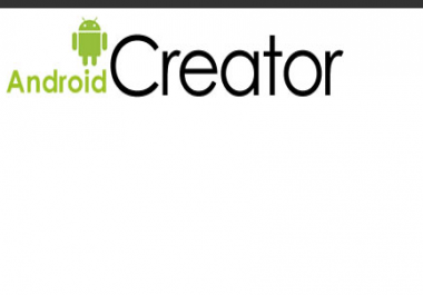 Want a Website Which built Android Apps Online for Users