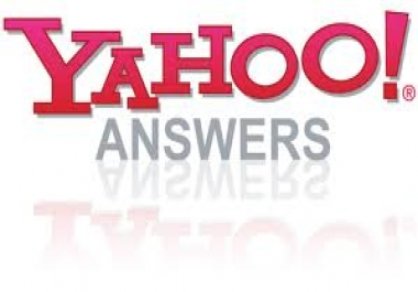 Need Yahoo Answer Expert on Monthly Assignment