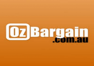 Post Deal on OZbargain