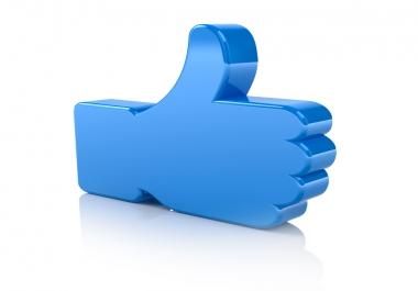 need 1800 facebook album likes
