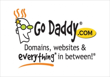 Purchase A Domain Name And Hosting At Godaddy. Com