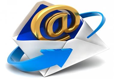 Need active most USA E-Mail address list 500,000