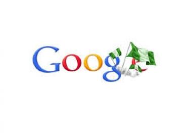 10,000 Daily Nigerian Website Traffic for 30 days