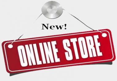 Improve Positioning shop online