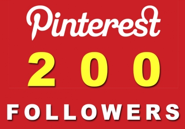 Need permanent 1000 real pinterest followers within 2-4 days
