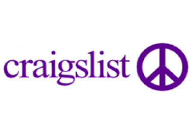 5 Classified Submission to Craglist by US bassed SEO Expert