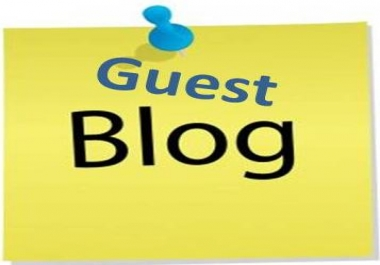 Looking for Travel or Hotel niche Guest Blog