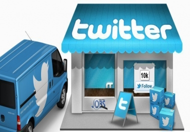 1200 GERMAN Twitter Follower