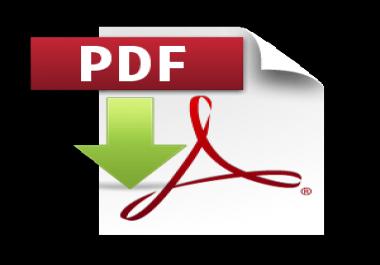 PDF MACRO TO REMOVE KEYWORDS
