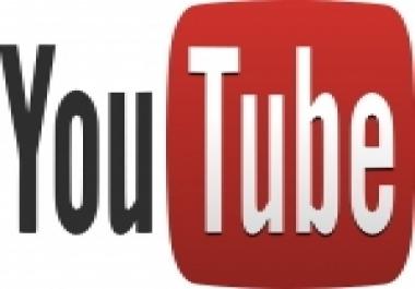 i need 1900 Youtube Subscribers