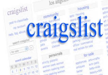 Create Craigslist Ads