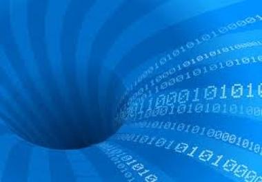 Data - Researcher Needed 7 Niches 5 Each Niche
