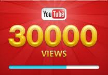 Buy 30k views for 1 video youtube LINKS http /www. youtube. com/watch v 7Ro522sXaHE