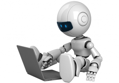 Write 100-150 words description for social media bots